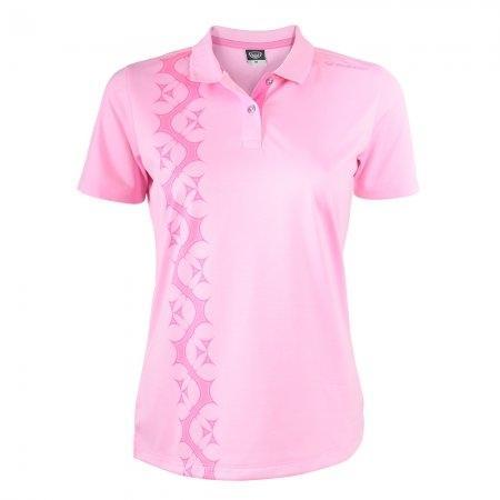 เสื้อโปโลหญิงแกรนด์สปอร์ต (สีชมพู)รหัสสินค้า : 012766