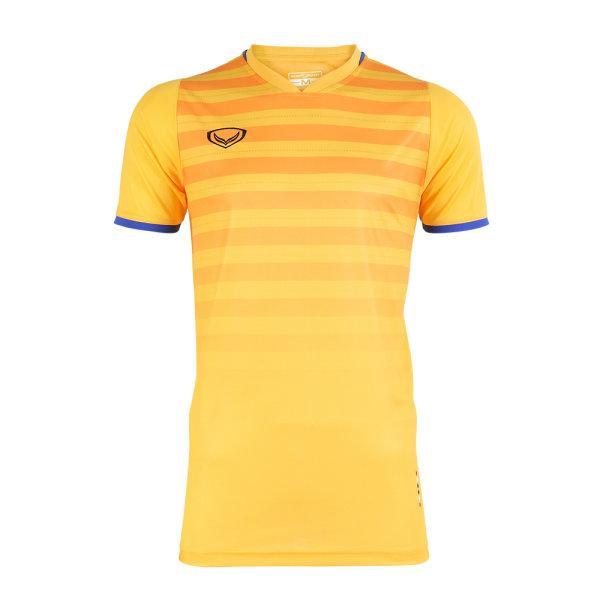 เสื้อตระกร้อ 2019 (ชาย) รหัส : 038726 (สีเหลือง)