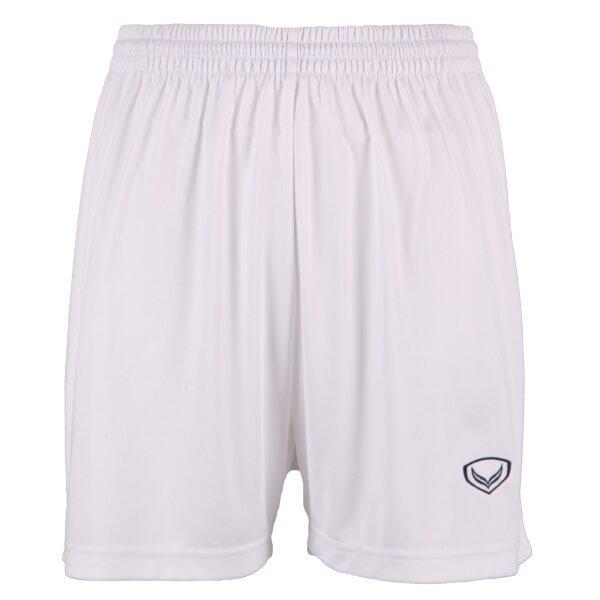 กางเกงกีฬาฟุตบอล แกรนด์สปอร์ต รหัส : 001521 (สีขาว)