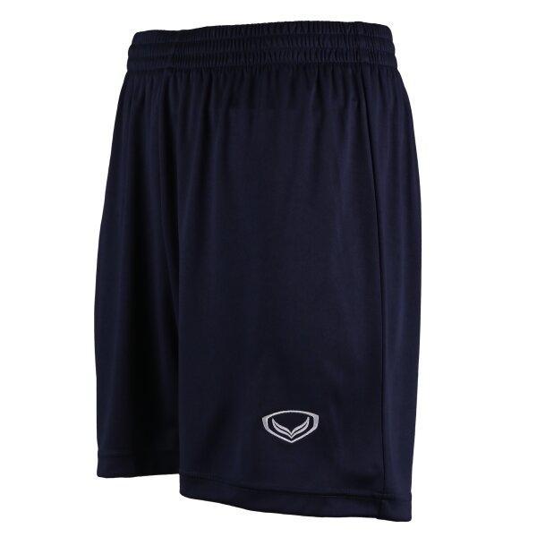 กางเกงกีฬาฟุตบอล แกรนด์สปอร์ต รหัส : 001520 (สีกรม)