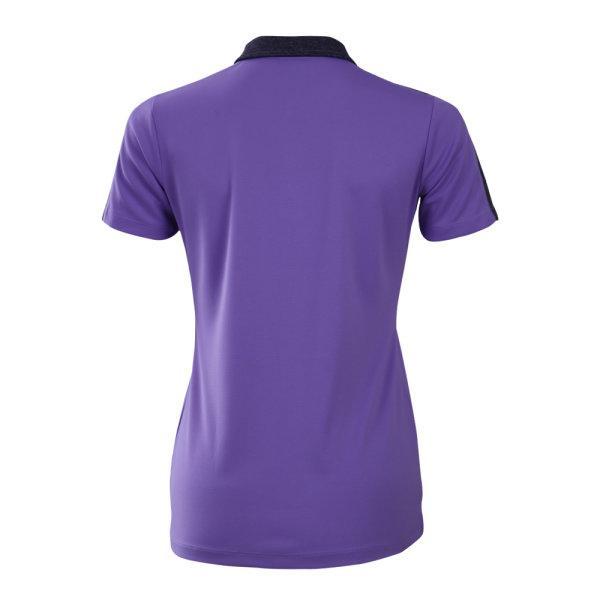 เสื้อโปโลหญิงแกรนด์สปอร์ต (สีม่วง)รหัสสินค้า : 012773