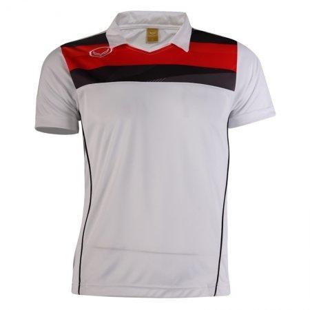 เสื้อฟุตบอลแกรนด์สปอร์ต (สีขาว) รหัส:011528