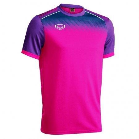 เสื้อกีฬาฟุตบอล แกรนด์สปอร์ต(สีบานเย็น) รหัส :011456