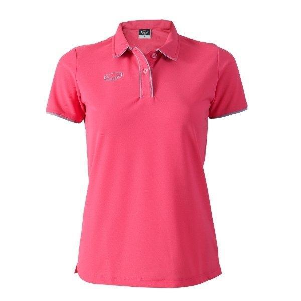 เสื้อโปโลหญิงแกรนด์สปอร์ต (สีชมพู)รหัสสินค้า : 012762