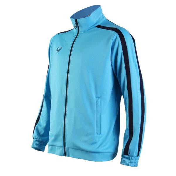 เสื้อวอร์มแกรนด์สปอร์ต รหัส : 016373 (สีฟ้ากรม)