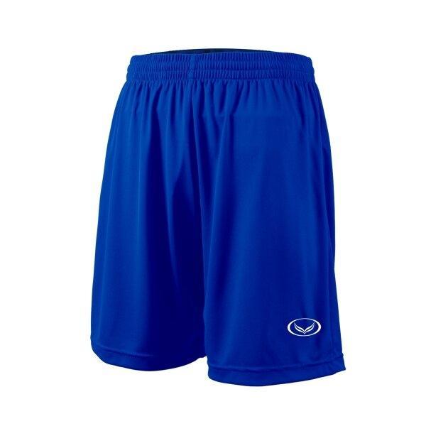 กางเกงฟุตบอลสีล้วน แกรนด์สปอร์ต (สีน้ำเงิน) รหัส : 001516