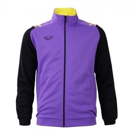 เสื้อวอร์มแกรนด์สปอร์ต (สีม่วงดำ) รหัสสินค้า : 016364