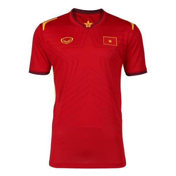 เสื้อฟุตบอลทีมชาติเวียดนาม2021 รหัส : 038321 (สีแดง)