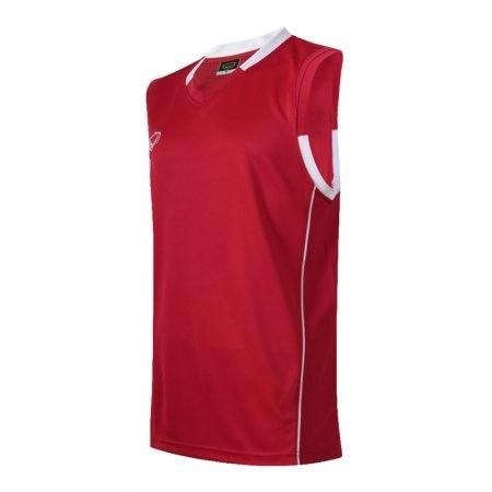 เสื้อบาสเกตบอลแกรนด์สปอร์ตชาย(สีแดง)รหัส:013152