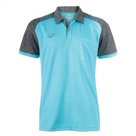 เสื้อโปโลชายแกรนด์สปอร์ต (สีฟ้า)รหัสสินค้า : 012565