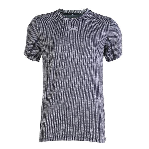 Men's XOLO  Short Sleeve T-shirt CODE: 040016 (Grey)