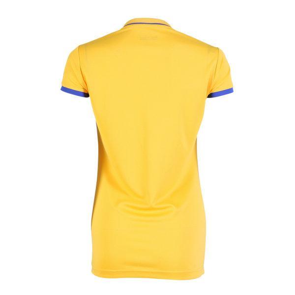 เสื้อตระกร้อ 2019 (หญิง) รหัส : 038725 (สีเหลือง)