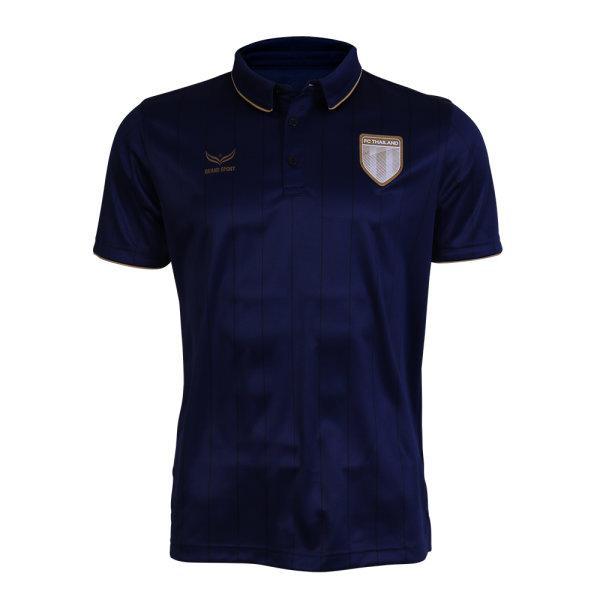 แกรนด์สปอร์ต เสื้อคอปก FC THAILAND รหัส : 040401