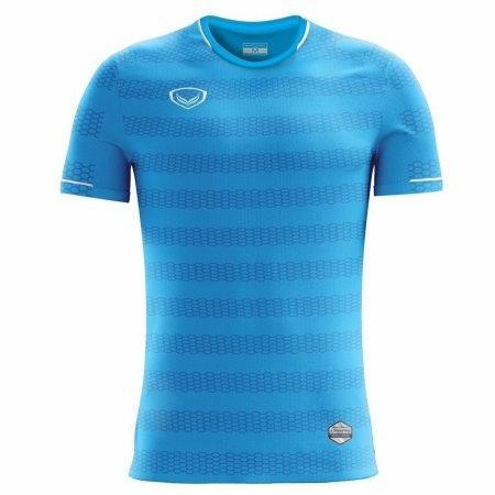 เสื้อฟุตบอลแกรนด์สปอร์ต (สีฟ้า) รหัส :011462