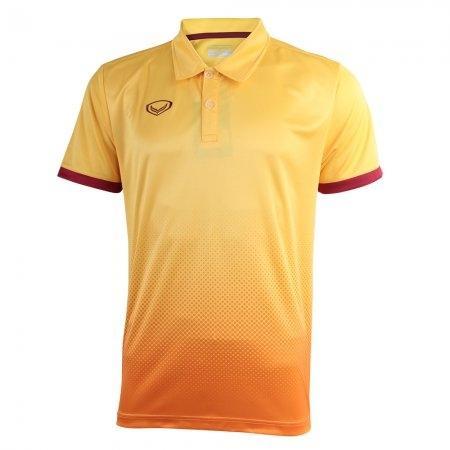 เสื้อโปโล แกรนด์สปอร์ต (สีเหลือง) รหัสสินค้า : 072037