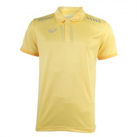 เสื้อโปโล แกรนด์สปอร์ต (สีเหลือง) รหัสสินค้า : 072038