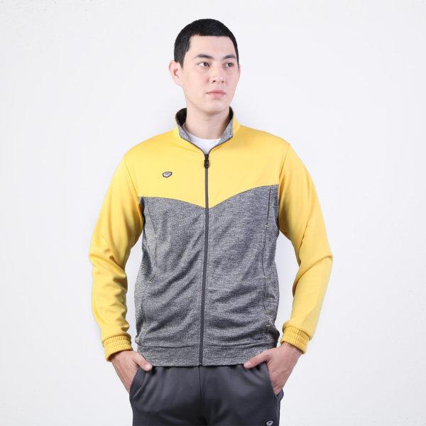 เสื้อวอร์มแกรนด์สปอร์ต (สีเหลือง)รหัสสินค้า : 016370