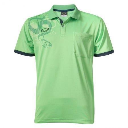 เสื้อโปโลชายแกรนด์สปอร์ต(สีเขียว) รหัส:012558