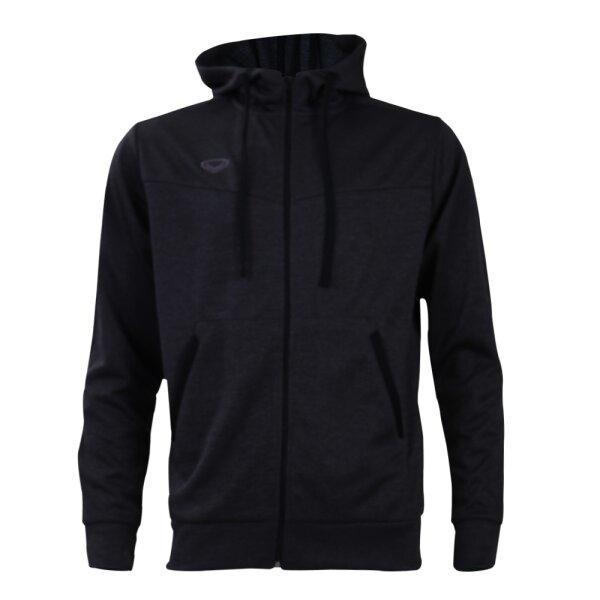 เสื้อวอร์มแกรนด์สปอร์ต รหัส : 016366 (สีดำ)