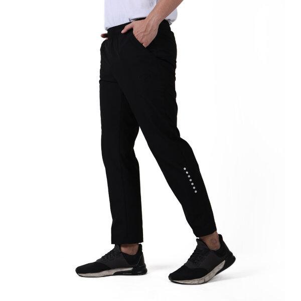 แกรนด์สปอร์ตกางเกงแทร็คสูท รหัส : 010219 (สีดำ)