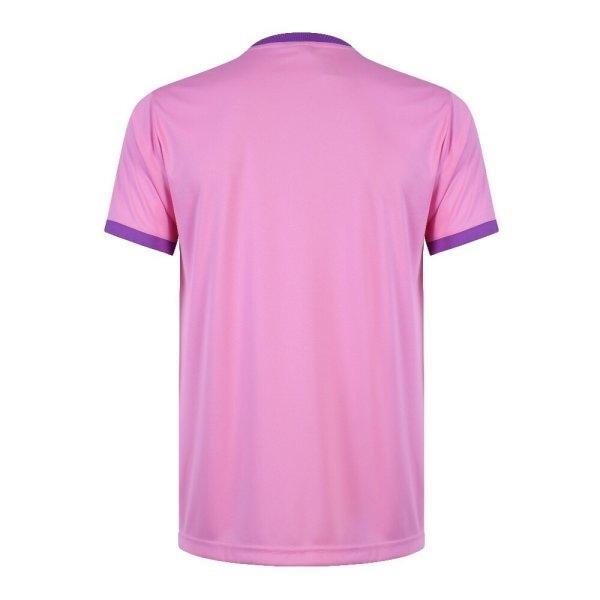 แกรนด์สปอร์ตเสื้อกีฬาฟุตบอล รหัสสินค้า : 011464 (สีชมพู)