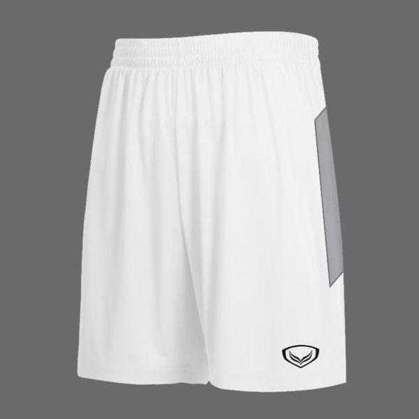 แกรนด์สปอร์ตกางเกงกีฬาฟุตบอล (สีขาว) รหัส :001464