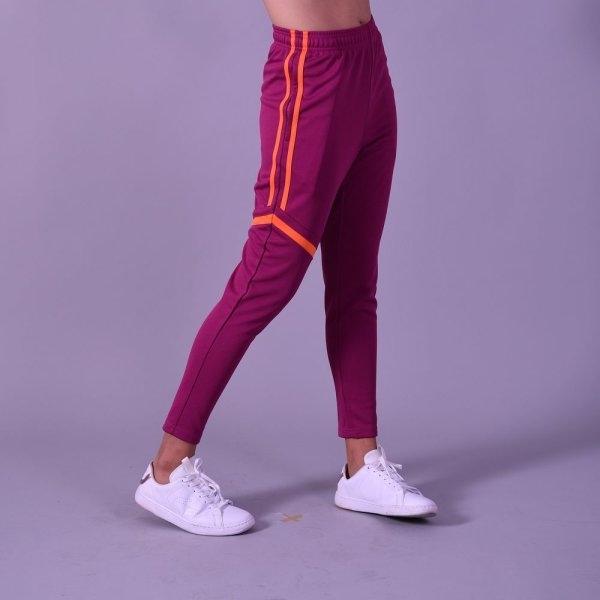 กางเกงลำลองขายาวแกรนด์สปอร์ตรหัสสินค้า : 024086 (สีม่วง)