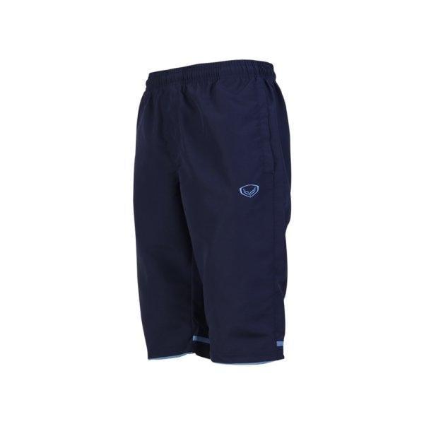 แกรนด์สปอร์ต กางเกงขา 3 ส่วน(สีกรม) รหัส:002757