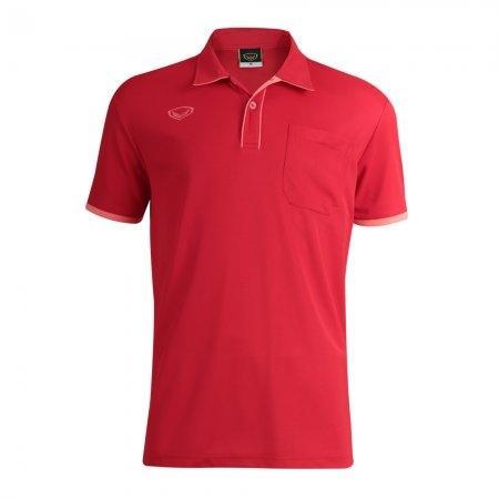 เสื้อโปโลชายแกรนด์สปอร์ต (สีแดง)รหัสสินค้า : 012562