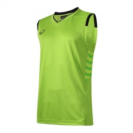เสื้อบาสเกตบอลแกรนด์สปอร์ตชาย(สีเขียว)รหัส:013156