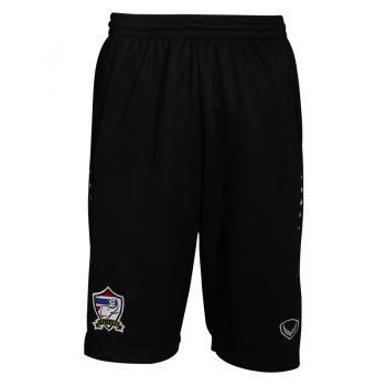 แกรนด์สปอร์ตกางเกงลำลอง (ทีมชาติ 2016) สีดำเทารหัสสินค้า : 024064