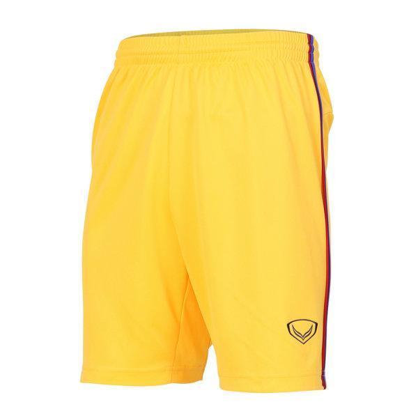 กางเกงฟุตบอล SEA GAMES 2019 รหัส:037312 (สีเหลือง)
