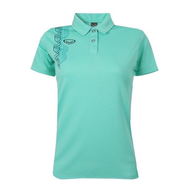 เสื้อโปโลหญิง แกรนด์สปอร์ต รหัส : 012783 (สีเขียว)