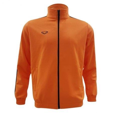 เสื้อวอร์มแกรนด์สปอร์ต (สีส้มดำ) รหัส:016355