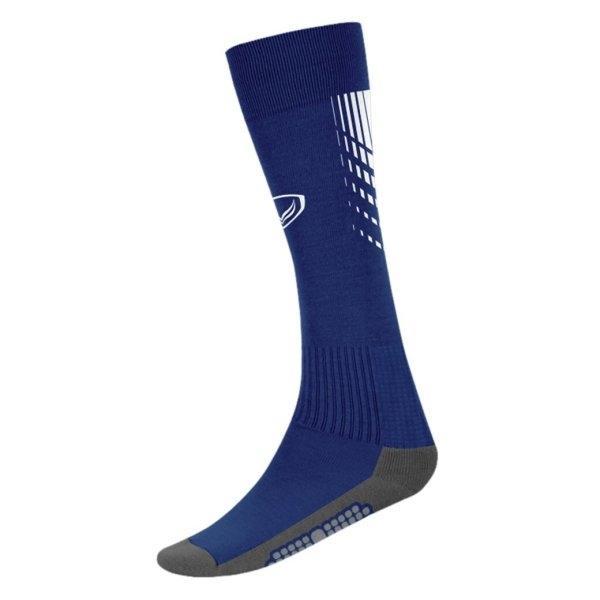 แกรนด์สปอร์ต ถุงเท้ากีฬาฟุตบอลทอลาย (สีกรม) รหัส:025130
