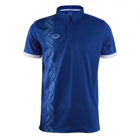 เสื้อโปโลทีมชาติ วอลเลย์บอลปี2018 (สีน้ำเงิน) รหัส :023161