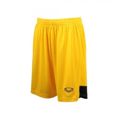 กางเกงฟุตบอลตัดต่อ แกรนด์สปอร์ต (สีเหลือง) รหัส : 001530