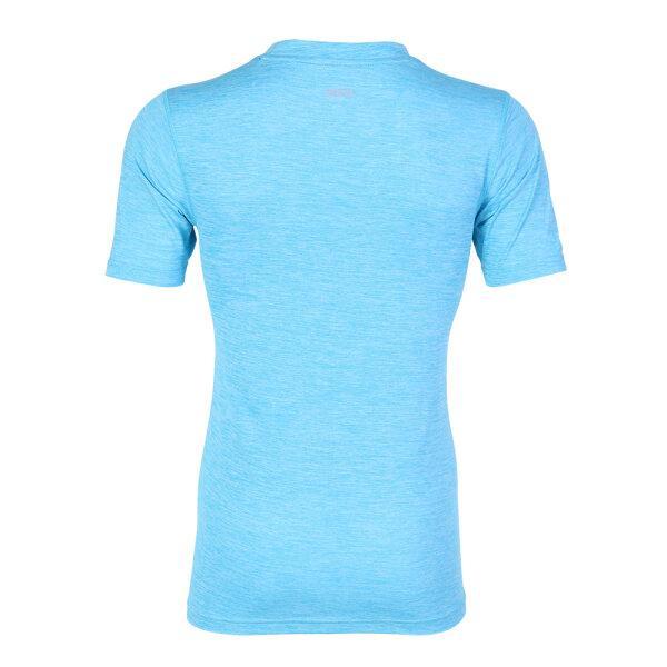 Men's XOLO Short Sleeve T-shirt  CODE: 040019(Blue)