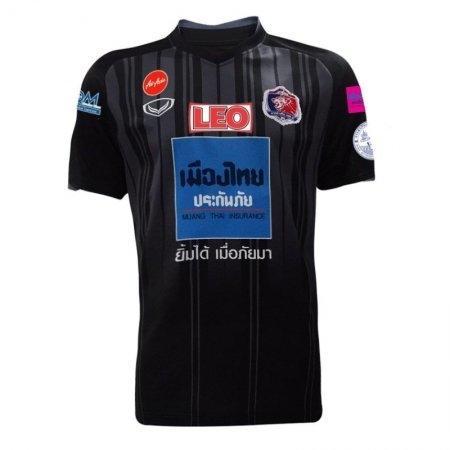 เสื้อฟุตบอลสโมสรการท่าเรือFull Logo (สีดำ) รหัส: 038918