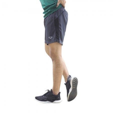 กางเกงออกกำลังกายขาสั้น แกรนด์สปอร์ต(สีเทา) รหัส:028466