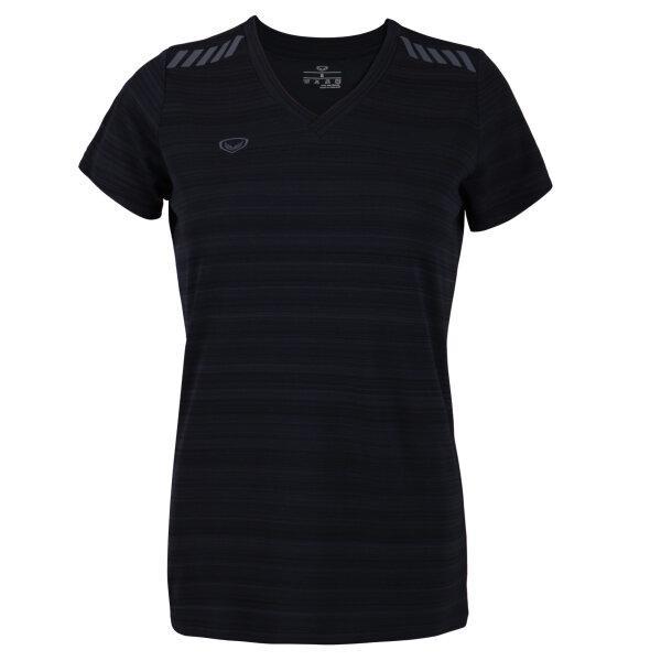 แกรนด์สปอร์ตเสื้อออกกำลังกายหญิง รหัส : 028784 (สีดำ)
