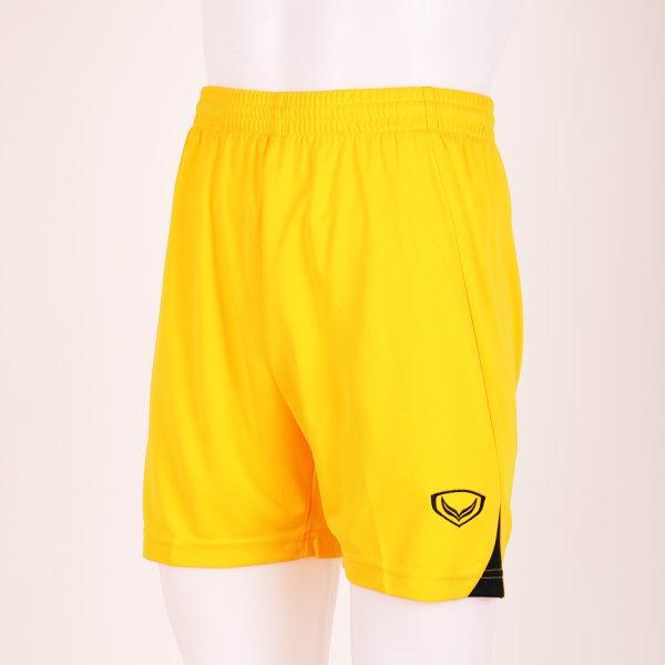 กางเกงฟุตบอลแกรนด์สปอร์ต รหัส : 037237 (สีเหลือง)
