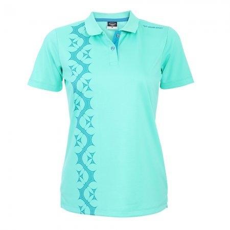 เสื้อโปโลหญิงแกรนด์สปอร์ต (สีเขียว)รหัสสินค้า : 012766