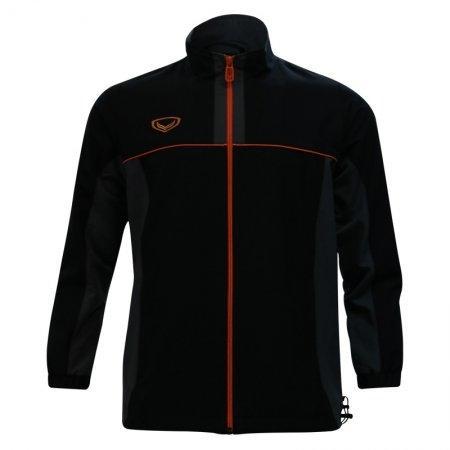 เสื้อแทร็คสูทแกรนด์สปอร์ต รหัส: 020194 (สีดำ)