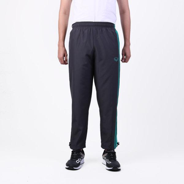 กางเกงแทร็คสูทแกรนด์สปอร์ต (สีเทาเขียว) รหัส: 010207