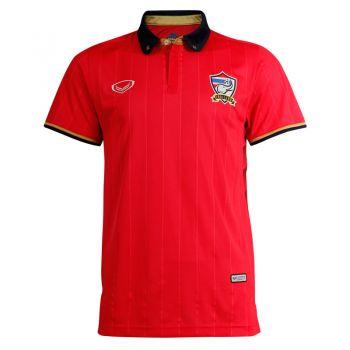 แกรนด์สปอร์ตเสื้อฟุตบอลทีมชาติไทย 2016 สีแดง
