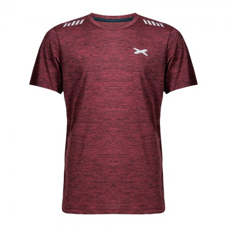 Men's XOLO Short sleeve T-shirt (Red) Code :040001