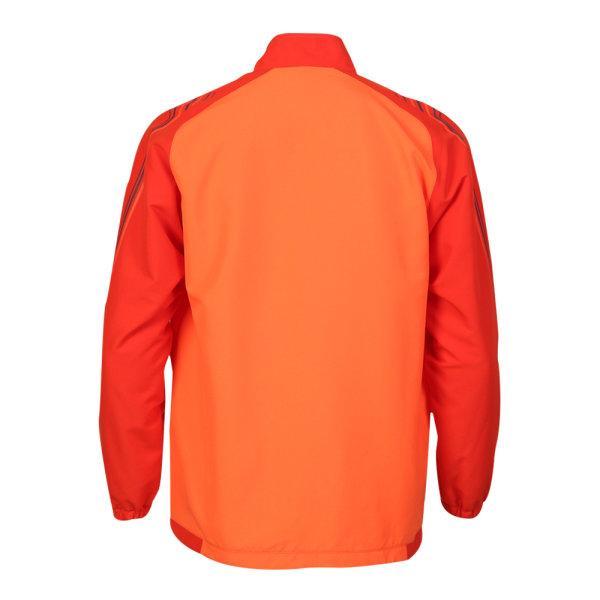 เสื้อแทร็คสูทแกรนด์สปอร์ต รหัสสินค้า : 020209 (สีส้ม-ส้ม)