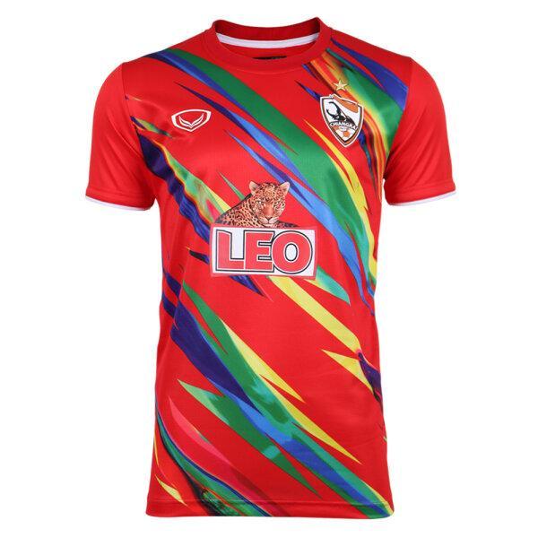 เสื้อประตูเชียงราย ยูไนเต็ด 2021(ACL) รหัส :038952 (สีแดง)