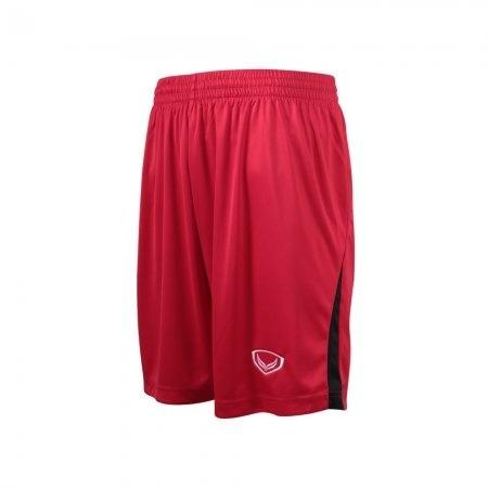 กางเกงฟุตบอลตัดต่อ แกรนด์สปอร์ต (สีแดง) รหัส : 001527